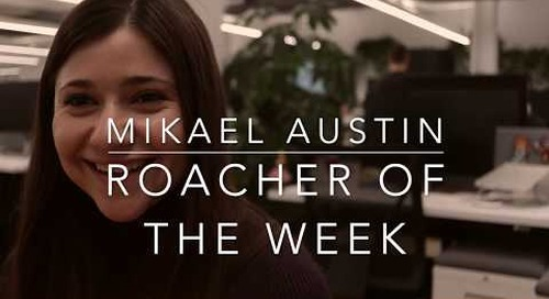 Roacher of the Week:  Mikael Austin, Account Executive at Cockroach Labs