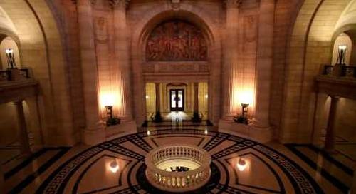 Masonic Mysteries of Winnipeg, Manitoba's Legislative building