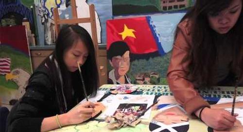 'Art Venture Academy at McLane High School