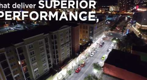 Driving The Future of Infrastructure Lighting
