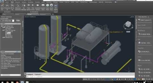 What's New in AutoCAD Plant 3D 2017