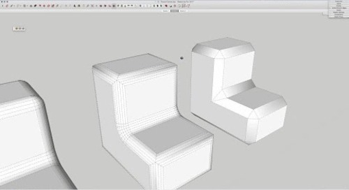 SketchUp Extension Inspection: Round Corner