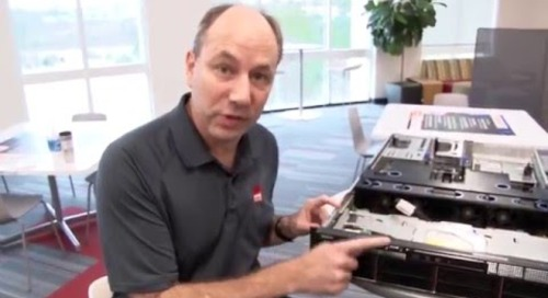 Lenovo ThinkServer RD450 Video Walkthrough