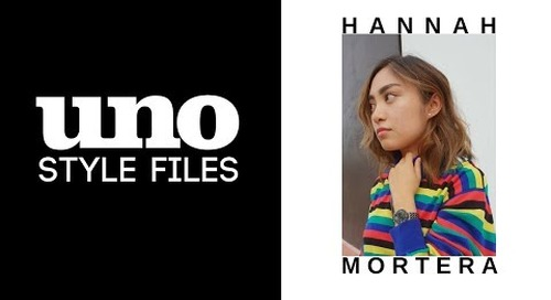 Style Files X Hannah Mortera