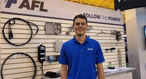 Carson is at TechAdvantage talking fiber solutions for rural broadband