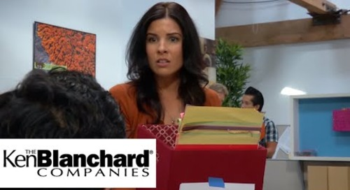 Blanchard Management Essentials Video Trailer: Gabriella's Story