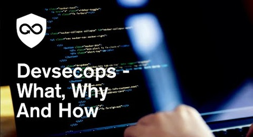 Webinar | DevSecOps: What, Why and How
