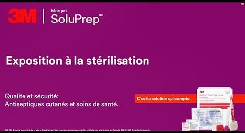 Exposition à la stérilisation