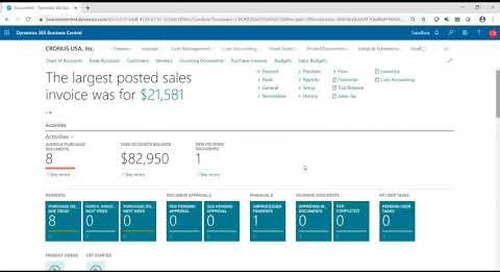 Year End Close Tips in Dynamics 365 Business Central   Western Computer