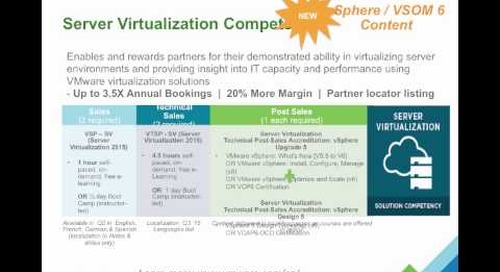 Title: Arrow ECS and VMware: Partner Short and Snappy - June 2015