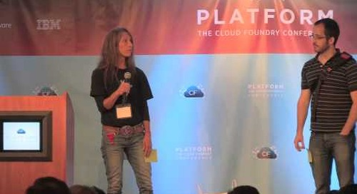 Q&A (Platform: The Cloud Foundry Conference 2013)