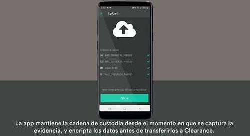 Cómo usar tu dispositivo móvil para capturar evidencia digital