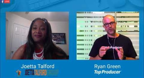 Top Producer® - Ask Us Anything! - Joetta How to Approach TPCRM