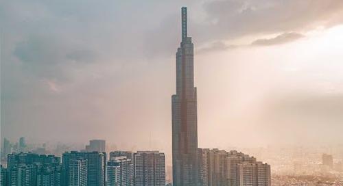 Vincom Landmark 81 – Tallest building in South-east Asia