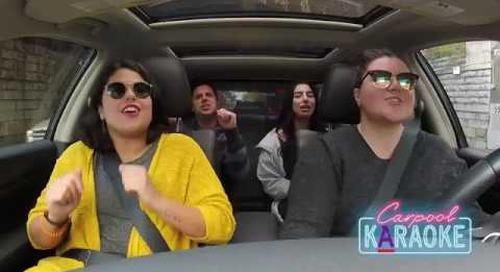 Achievers Carpool Karaoke