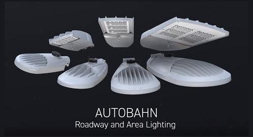 AEL® Autobahn Roadway & Area Lighting