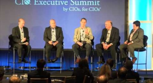 """""""How to Operate like a Startup"""" - Chicago CIOs talk about transforming with Pivotal"""