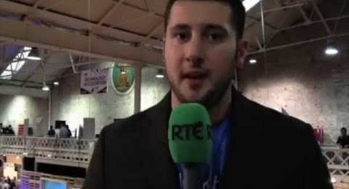 Dublin Web Summit 2013 - Rami Essaid CEO of Distil Networks