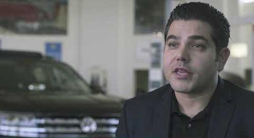 Testimonial | Russ Zakeri, Sheehy Volkswagen of Springfield