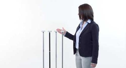 ZEISS ThermoFit®  Biegesteifigkeit im Vergleich