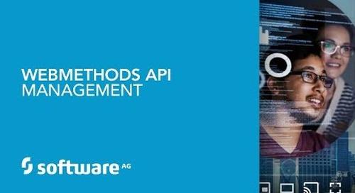 webMethods API Management