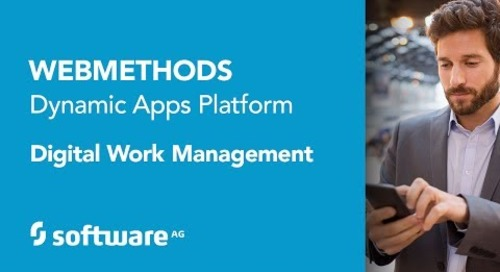Digital Work Management with Dynamic Apps