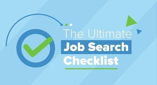 The Ultimate Job Search Checklist
