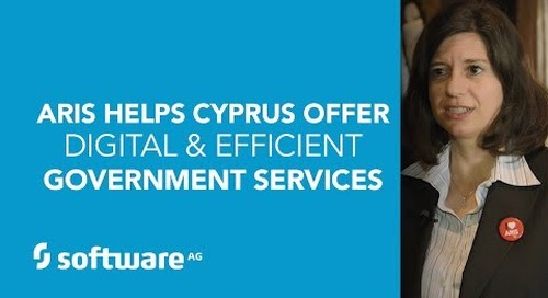 ARIS Helps Cyprus Offer Digital & Efficient Government Services