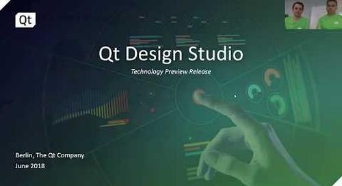Webinar: Qt Design Studio: The Designer Tool Developers Love {On-demand webinar}