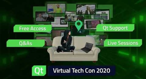 Qt Virtual Tech Conference 2020 TEASER
