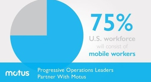 Progressive Operations Leaders Partner With Motus