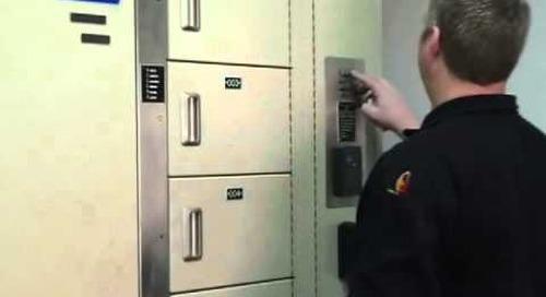 Evidence Lockers Police Department Storage Property Locker