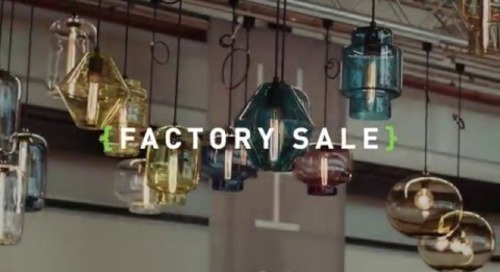 Niche 2015 Spring Factory Sale - Handmade Pendant Lighting