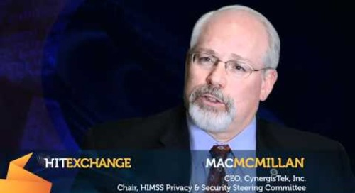Security Challenges for Hospitals & Physicians