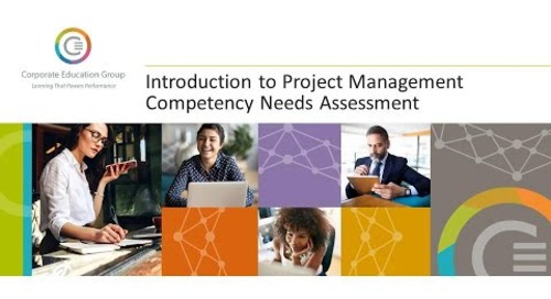 Introduction to Project Management Competency Assessment