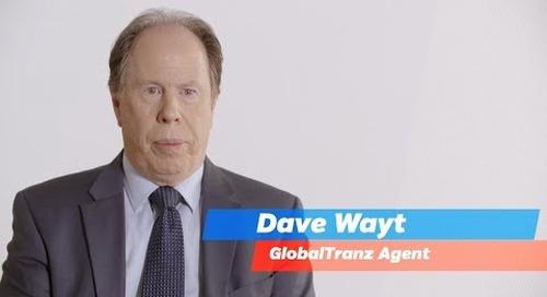 GlobalTranz Agent Success Story - Dave Wayt