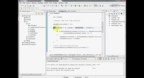 RTOS source code, anyone?