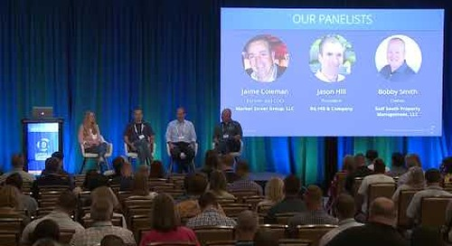 Property Manager Growth Strategies Panel