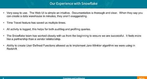 Snowflake Office Hours: hc1