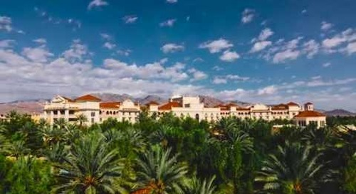 JW Marriott Las Vegas Resort & Spa Celebrates Renovation