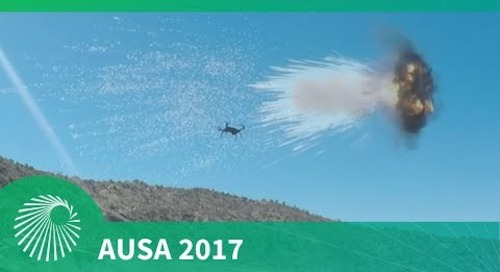 AUSA 2017: Orbital ATK Counter UAS