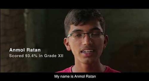 VidyaGyan achievements video 2017
