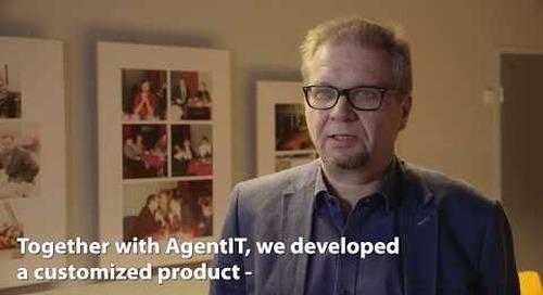 SE Mäkinen     Handling over 100 integrations, internal and external, thanks to Axway B2Bi