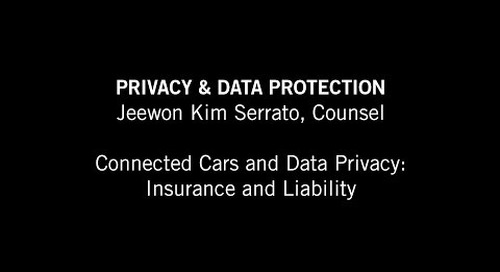 Jeewon Serrato: Insurance and Liability