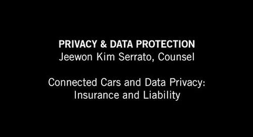 Jeewon Serrato: Insurance and Liability
