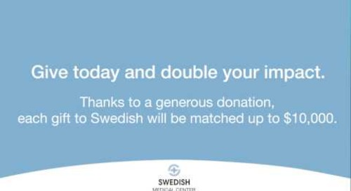 Double your impact this #GivingTuesday