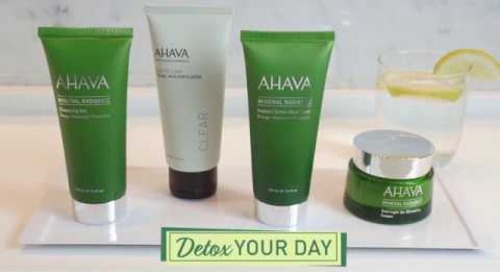 Mineral Moments: Detox Your Day