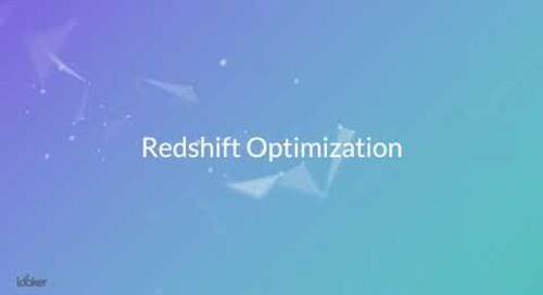 3 Levers for Getting the Most Out of Amazon Redshift and AWS