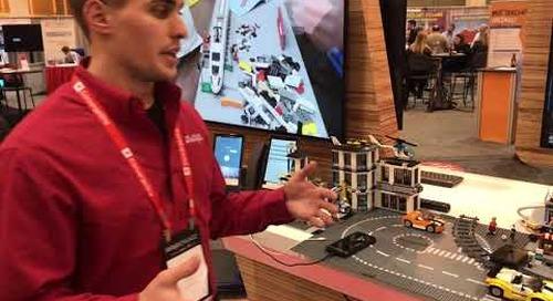 Avaya Lego Smart City Powered by Arrow Connect
