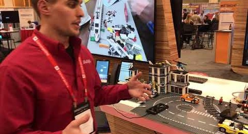 Avaya Lego Smart City Powered by Arrow Connect